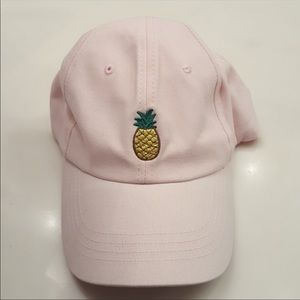 Pink Pineapple Hat